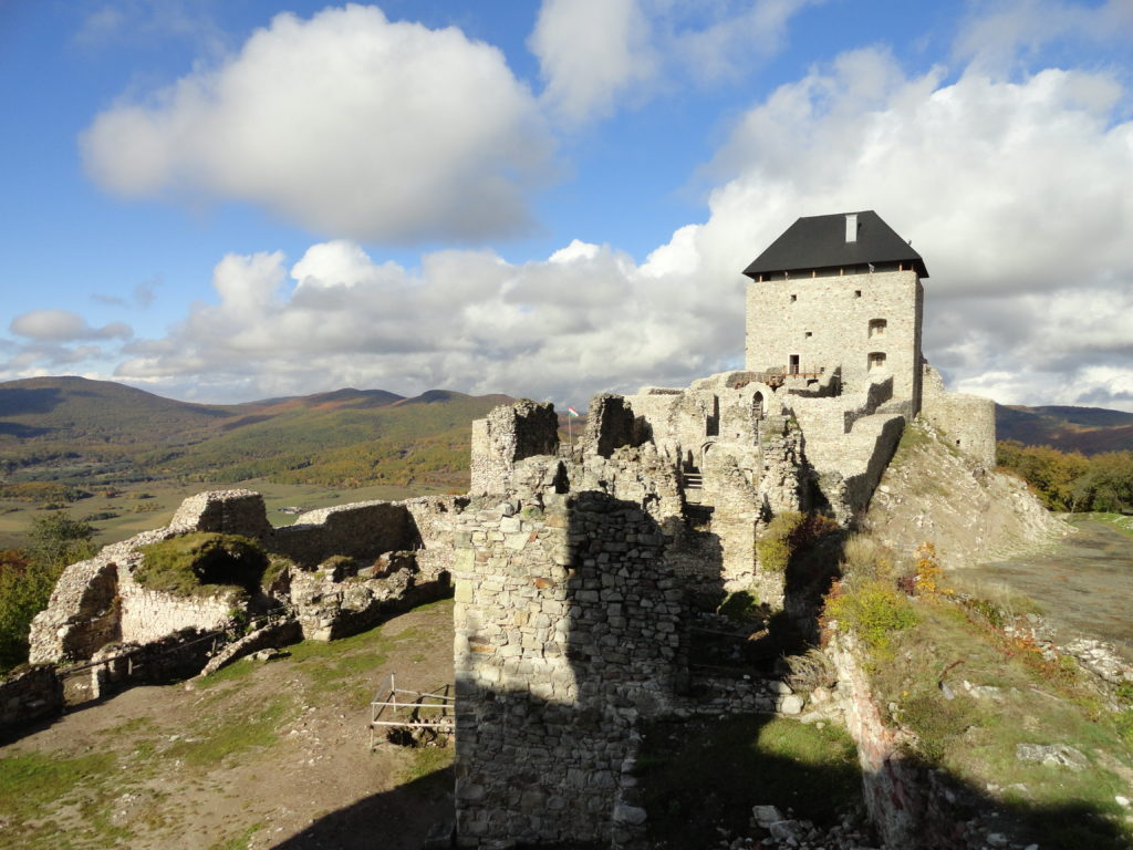 Regéci vár - Szent Erzsébet zarándoklat