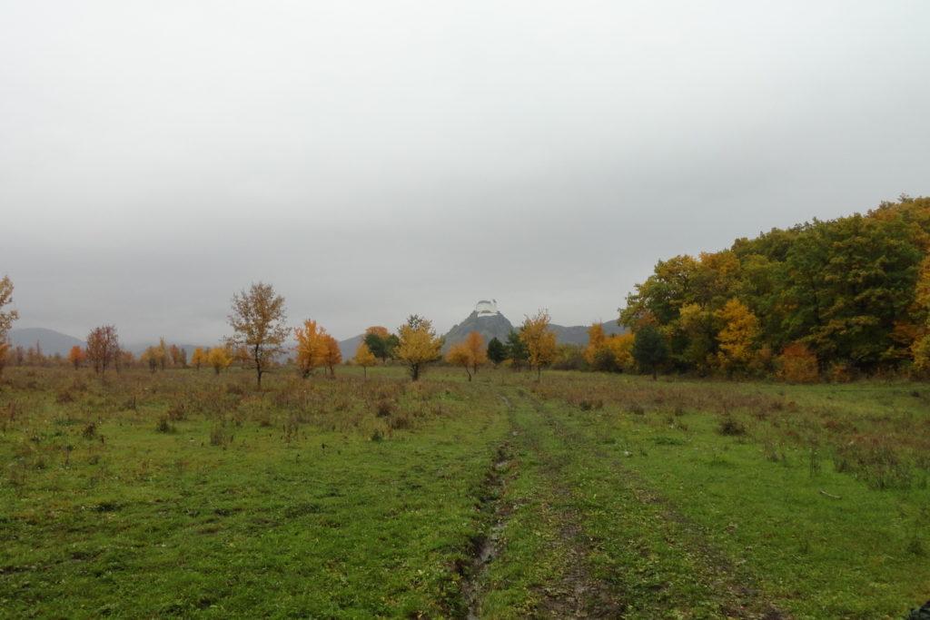 Füzéri vár - Szent Erzsébet zarándoklat