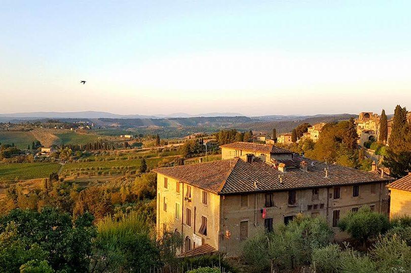 Casolare vidéki ház Olaszország