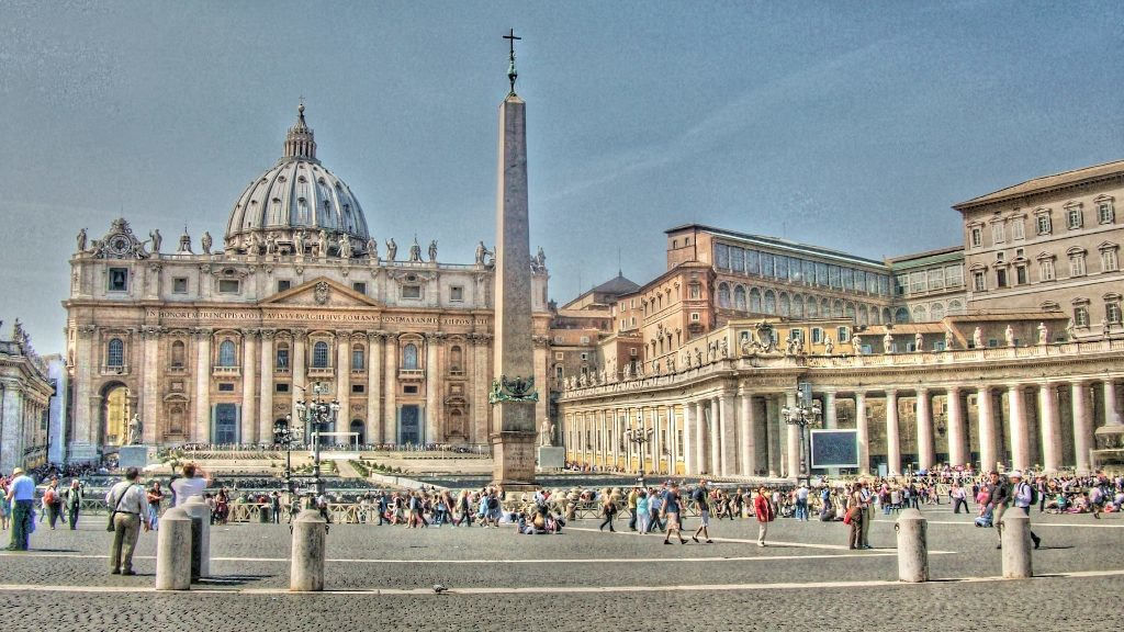 Róma Szent Péter tér