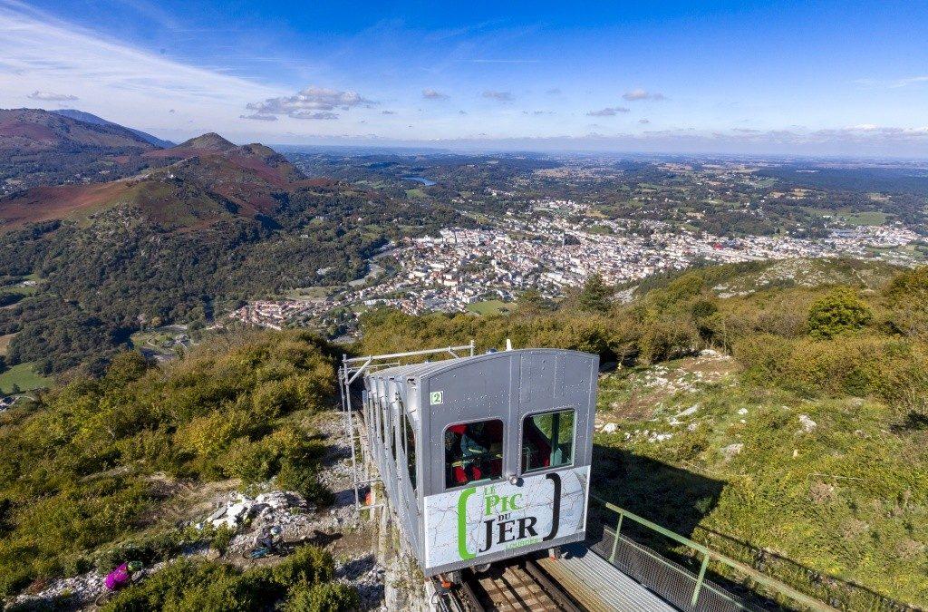 Pic du Jer cabine montée Lourdes