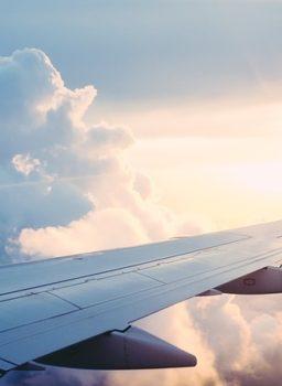 Repülőgépes zarándoklat