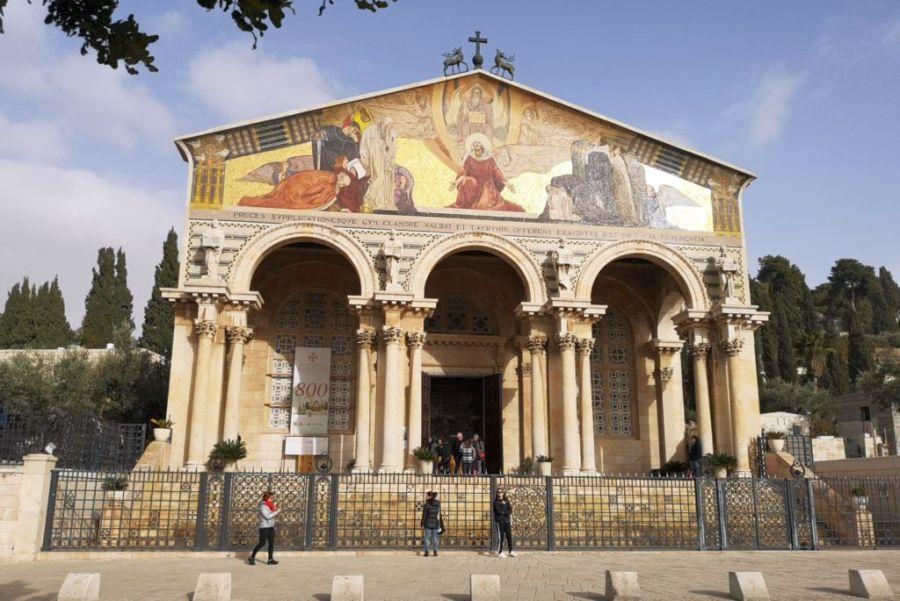 Nemzetek temploma, Jeruzsálem