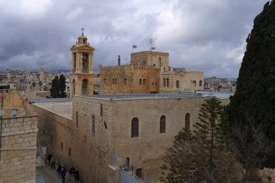 Betlehemi Születés Temploma