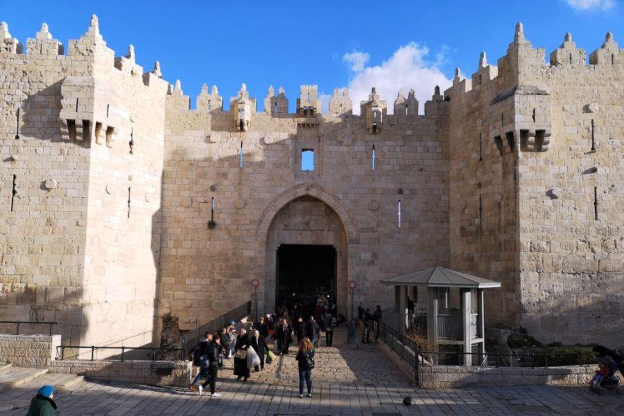 Jeruzsálem, Városkapu