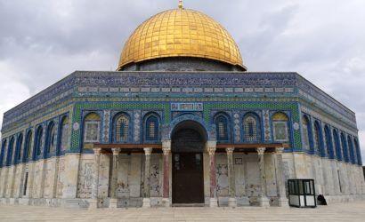 Jeruzsálem, Szikladóm