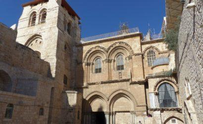 Szent Sír templom Jeruzsálem