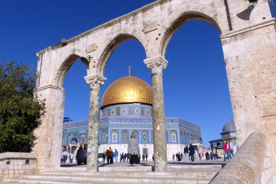 Szikladóm - Jeruzsálem